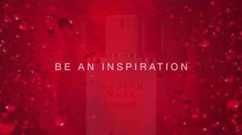 Estee Lauder Modern Muse Le Rouge Gloss TV Spot, 'Inspire' - Thumbnail 5