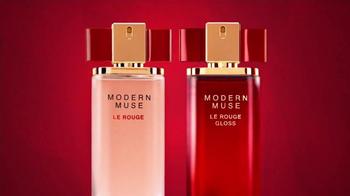 Estee Lauder Modern Muse Le Rouge Gloss TV Spot, 'Inspire' - Thumbnail 6
