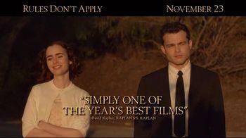 Rules Don't Apply - Alternate Trailer 7