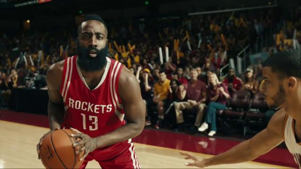 adidas TV Commercial, 'Basketball Needs Creators' Featuring James Harden