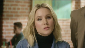 American Express TV Spot, 'Cheers' Featuring Kristen Bell, Ted Danson - Thumbnail 6