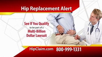 Gold Shield Group TV Spot, \'Hip Replacement Group\'