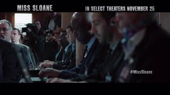 Miss Sloane - Alternate Trailer 3