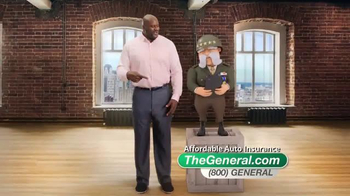 The General TV Spot, 'Fast Quote' Featuring Shaquille O'Neal - Thumbnail 7