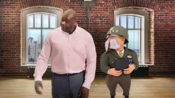 The General TV Spot, 'Fast Quote' Featuring Shaquille O'Neal - Thumbnail 8