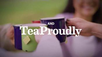 Bigelow Tea TV Spot, 'Tea Proudly' - Thumbnail 10