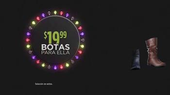 JCPenney Ofertas Black Friday TV Spot, 'Hogar, joyas y botas' [Spanish] - Thumbnail 6