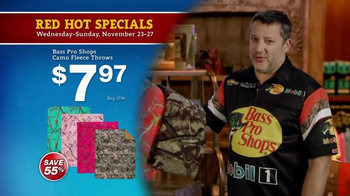 Bass Pro Shops 5 Day Sale TV Spot, 'Camo Throws & Processing Package' - Thumbnail 2