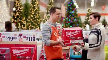 The Home Depot Black Friday Savings TV Spot, 'Orange All Over' - 948 commercial airings