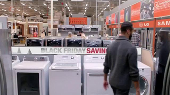 The Home Depot Black Friday Savings TV Spot, 'Orange All Over' - Thumbnail 2