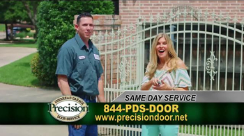 Precision Door Service TV Spot, 'Five Star Reviews'