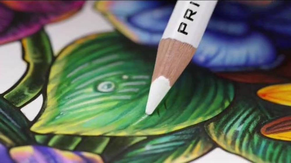 prismacolor premier colored pencils tv commercial artist quality