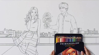 Prismacolor Premier Colored Pencils TV Spot, 'Artist Quality' - Thumbnail 1
