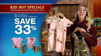 Bass Pro Shops Thanksgiving 5 Day Sale TV Spot, 'Hoodies, Watches & Fryer' - Thumbnail 6