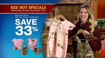 Bass Pro Shops Thanksgiving 5 Day Sale TV Spot, 'Hoodies, Watches & Fryer' - Thumbnail 7