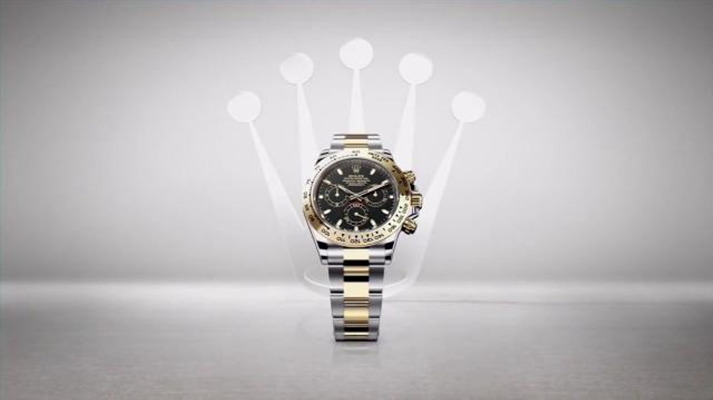 rolex oyster perpetual cosmograph daytona tv commercial tourneau ispottv