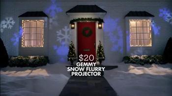 Big Lots TV Spot, 'Urn Trees and Flurry Projector' - Thumbnail 9