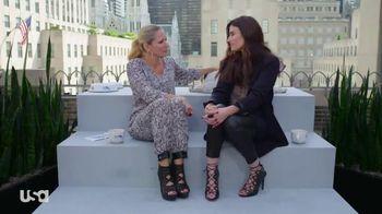 JustFab.com TV Spot, 'USA Network: Being Yourself' Featuring Idina Menzel