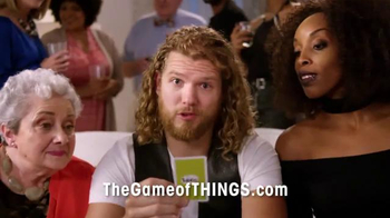 The Game of THINGS... TV Spot, 'Things You Shouldn't Lick' - Thumbnail 6