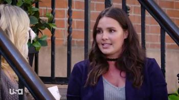 JustFab.com TV Spot, 'USA Network: Fierce' Featuring Candice Huffine - Thumbnail 3