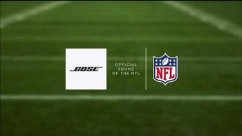 Bose Soundtouch 10 TV Spot, 'Listen In to the NFL' - 2 commercial airings
