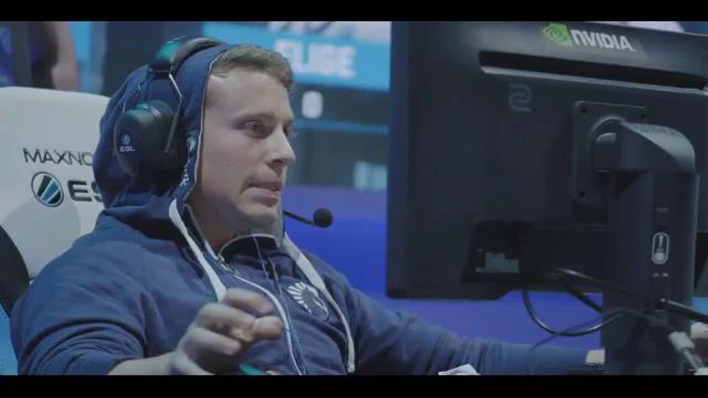 ESL TV Commercial, '2016 Intel Extreme Masters: Oracle Arena'