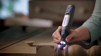 Dremel Micro TV Spot, 'Brilliantly Powerful' - Thumbnail 2