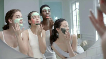 L'Oreal Paris Pure-Clay Masks TV Spot, 'Insta-detox' [Spanish] - 128 commercial airings