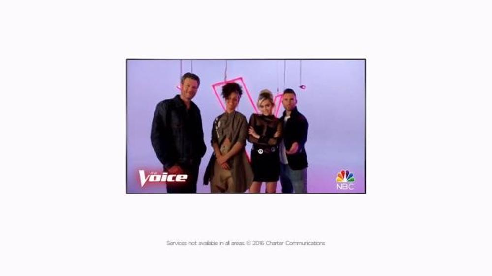 Charter Spectrum TV Commercial, 'On Demand NBC Shows'