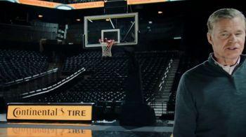 Continental Tire TV Spot, 'Buzzer Beater' Featuring Dan Patrick - Thumbnail 2