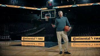 Continental Tire TV Spot, 'Buzzer Beater' Featuring Dan Patrick - Thumbnail 4