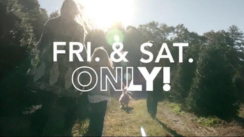 Belk Super Weekend Sale TV Spot, 'Beat the Crowds'