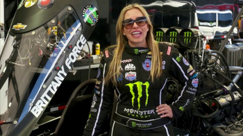E3 Spark Plugs TV Spot, 'Diamond Technology' Featuring Brittany Force - Thumbnail 6