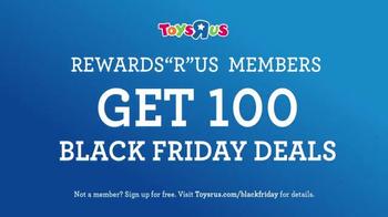 Toys R Us Black Friday TV Spot, 'Early Deals' - Thumbnail 7