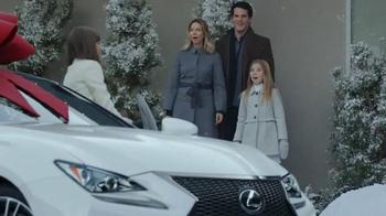 Lexus December to Remember Sales Event TV Spot, '2017 GS 350 F Sport' - Thumbnail 4
