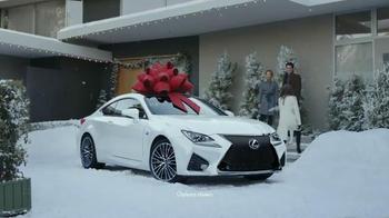 Lexus December to Remember Sales Event TV Spot, '2017 GS 350 F Sport' - Thumbnail 5