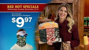 Bass Pro Shops 5 Day Sale TV Spot, 'Headgear, Jackets & Shoes' - Thumbnail 3