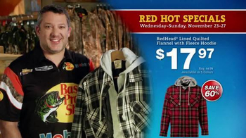 Bass Pro Shops 5 Day Sale TV Spot, 'Headgear, Jackets & Shoes' - 172 commercial airings