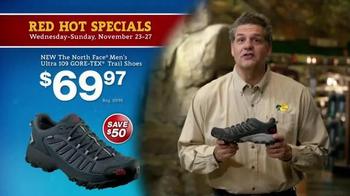 Bass Pro Shops 5 Day Sale TV Spot, 'Headgear, Jackets & Shoes' - Thumbnail 5