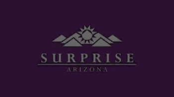 Surprise Arizona TV Spot, 'Slides' - Thumbnail 1