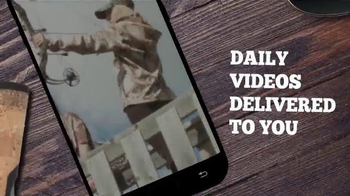 Babe Winkelman App TV Spot, 'Daily Videos' - Thumbnail 1