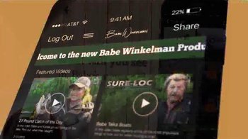 Babe Winkelman App TV Spot, 'Daily Videos' - Thumbnail 6