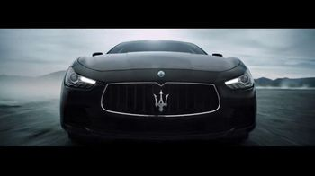 2017 Maserati Ghibli TV Spot, 'You Don't Have to Speak Italian' [T1]