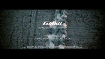 2017 Maserati Ghibli TV Spot, 'You Don't Have to Speak Italian' [T1] - Thumbnail 8