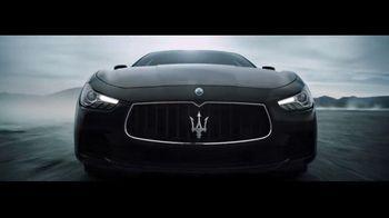 2017 Maserati Ghibli TV Spot, 'You Don't Have to Speak Italian' [T1]