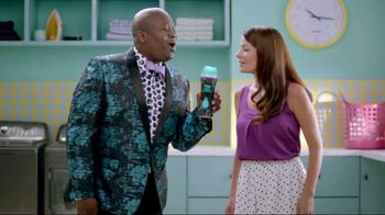 Downy Unstopables TV Spot, 'On Laundry and Love' Featuring Tituss Burgess