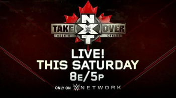 WWE Network TV Spot, '2016 NXT TakeOver: Toronto' - Thumbnail 10
