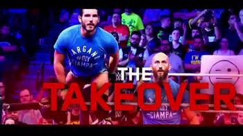 WWE Network TV Spot, '2016 NXT TakeOver: Toronto' - Thumbnail 9