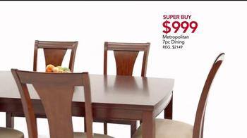 Macy's Black Friday Sale TV Spot, 'Super Buys' - Thumbnail 4