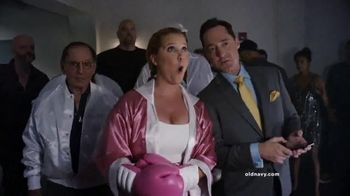 Old Navy TV Spot, 'Old Navy's Fight Night' Ft Amy Schumer, Song by Survivor